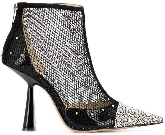 Kix 100 embellished boots