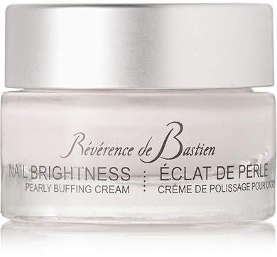 REVERENCE DE Nail Brightness Pearly Buffing Cream, 14ml - Colorless