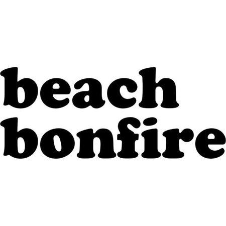 beach bonfire editorial polyvore - Google Search