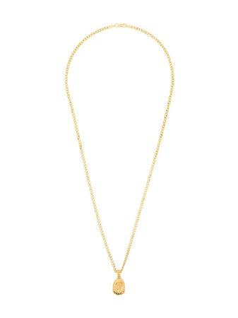 Hermina Athens Hygieia Anchor Pendant Necklace - Farfetch