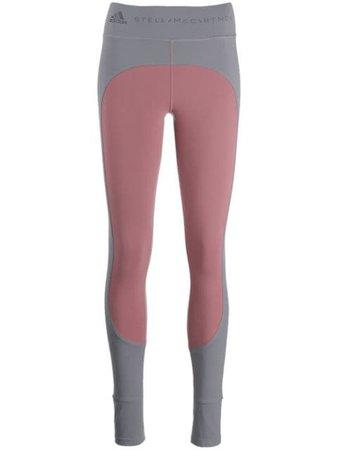 Adidas By Stella McCartney Legging Com Recortes - Farfetch