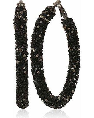 women's black earrings - Google Search