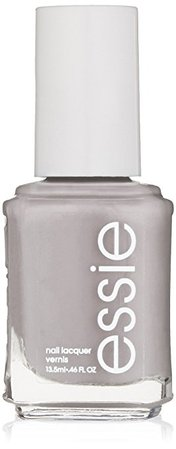 Amazon.com : essie the wild nudes 2017 nail polish collection, without a stitch, gray nail polish, 0.46 fl. oz. : Beauty