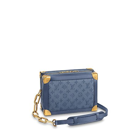 Soft Trunk Monogram Denim - Men's Bags | LOUIS VUITTON