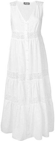 Ellis tiered maxi dress