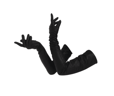 Black Leather Gloves · CREEPYYEHA · Online Store Powered by Storenvy