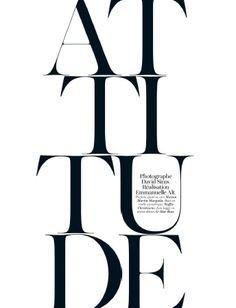 typography in JAN magazine, the Netherlands. pdf found on http://www.genj.nl/bladeren/… | Fashion magazine typography, Fashion editorial layout, Fashion typography