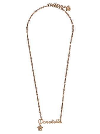 Versace donatella Necklace