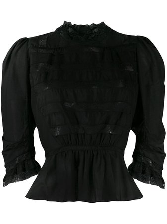 Marc Jacobs Victorian blouse $375 - Buy Online - Mobile Friendly, Fast Delivery, Price