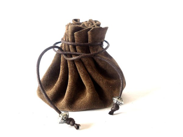 Medieval Coin Pouch