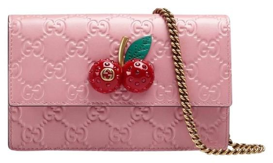 cherry bag gucci