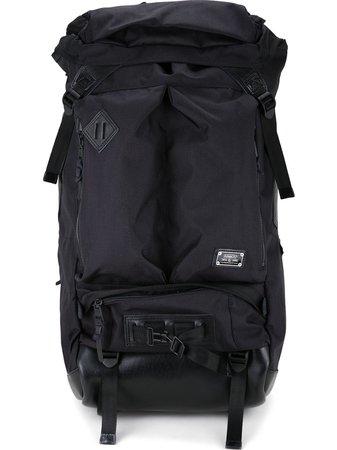 As2ov Ballistic nylon 2pocket backpack - FARFETCH