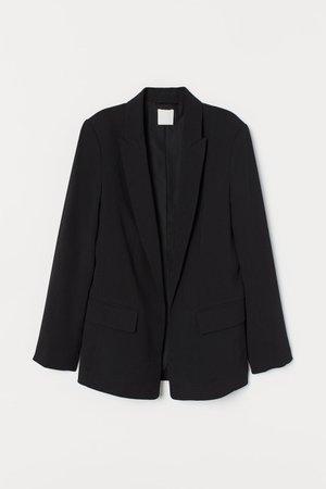 Long Jacket - Black - Ladies | H&M CA