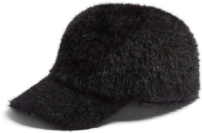 Fluffy Cap