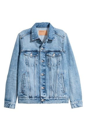 Man Denim Jacket