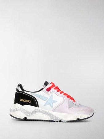 Running Sole low-top sneakers