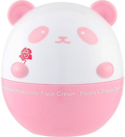 Panda's Dream Rose Hyaluronic Acid Face Cream