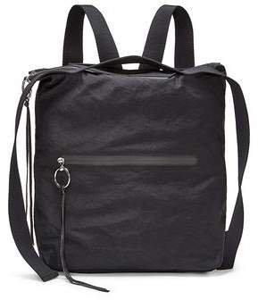 Nylon Tote Backpack