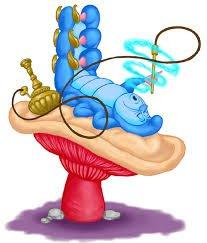 cartoon alice in wonderland characters - Google Search