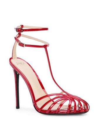 Alevì Strappy Toe Sandals - Farfetch