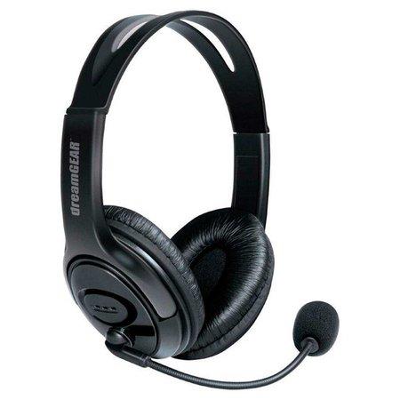 Xbox one headset x-talk black dreamgear