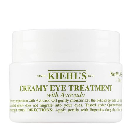 kiehls avocado eye cream