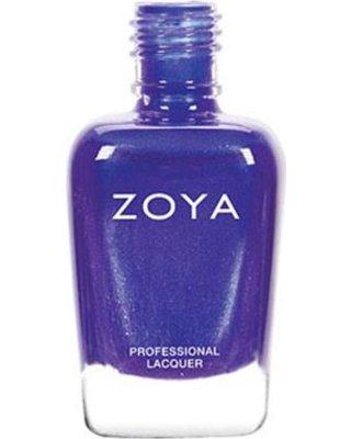 Violet Blue Nail Polish Zoya
