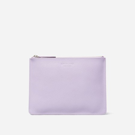 Women's Leather Zip Pouch | Everlane
