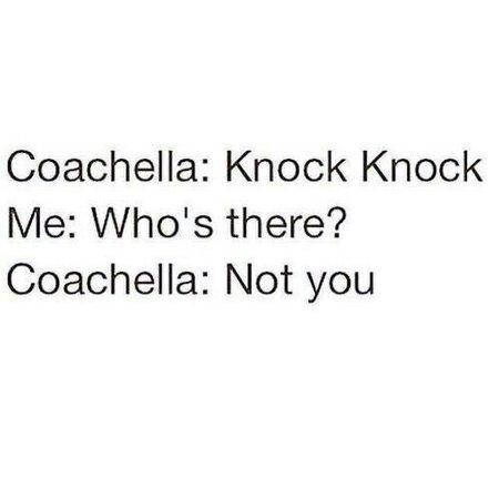 coachella quote - Google Search