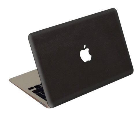 black apple laptop computer png filler