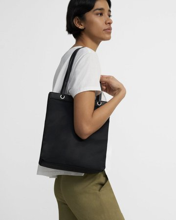 Foldable Tote in Nylon