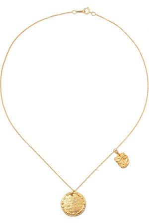Alighieri   Summer Night gold-plated necklace   NET-A-PORTER.COM