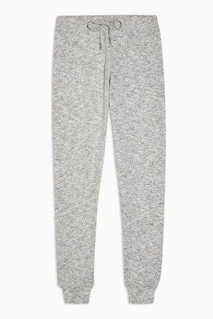 Grey Marl Super Soft Joggers | Topshop