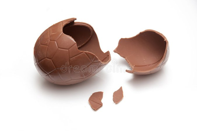 easter chocolate borken - Google Search