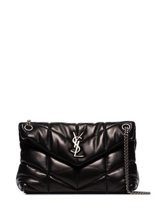 Saint Laurent Loulou Quilted Small Shoulder Bag - Farfetch