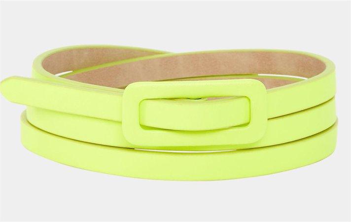 belt neon