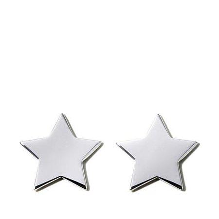 Sevilla Silver™ Small Star Stud Earrings - 7817757 | HSN