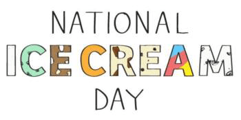 ice cream day 2018 - Google Search