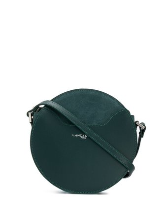 Green Lancaster round crossbody bag - Farfetch