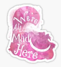 alice in wonderland stickers - Google Search