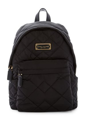 Marc Jacobs | Quilted Nylon School Backpack | Nordstrom Rack