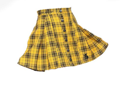 Hufflepuff Skirt | Hot Topic