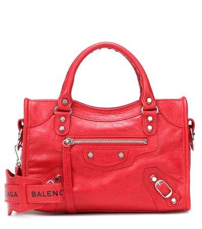 Classic Mini City Shoulder Bag | Balenciaga - mytheresa