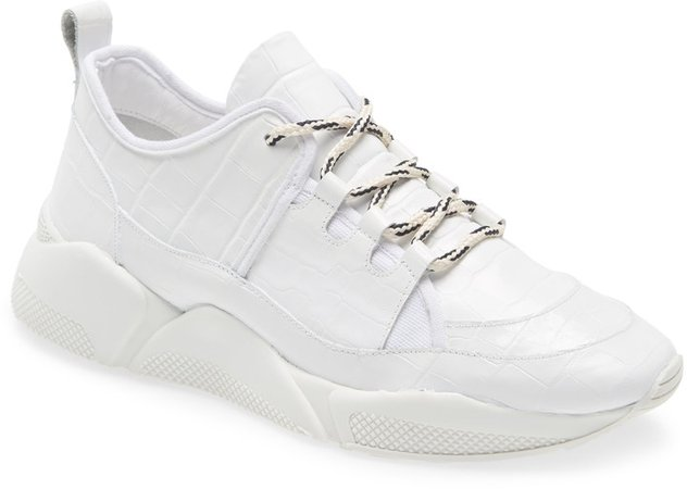 Mikey Croc Embossed Sneaker