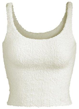 SKIMS Bone Knit Tank Top