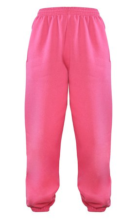 Hot Pink Joggers | Co-Ords | PrettyLittleThing