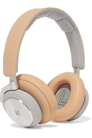 Bang & Olufsen | H9i wireless leather and aluminum headphones | NET-A-PORTER.COM