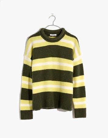 Striped Fulton Pullover Sweater