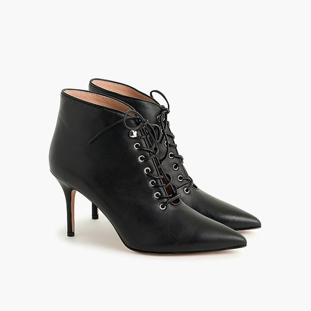 J.Crew: Elsie Lace-up Boots