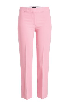 Cropped Tailored Trousers Gr. US 2